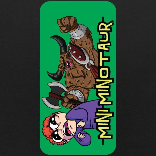 Mini Minotaur iPhone 5