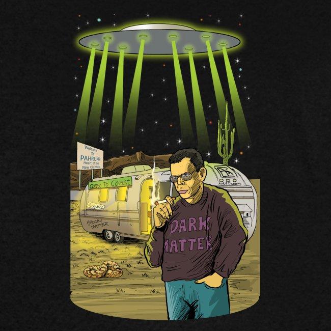 Art Bell Coast to Coast UFO Sighting