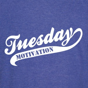 Tuesday Motivation - Vintage Sport T-Shirt