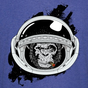 Ape in space - Vintage Sport T-Shirt