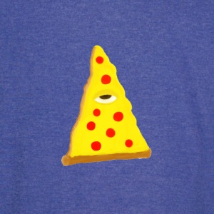 ILLUMINATI'S PIZZA (beta edition) - Vintage Sport T-Shirt