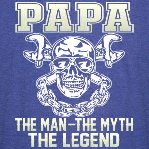 PAPA the man T Shirt - Vintage Sport T-Shirt