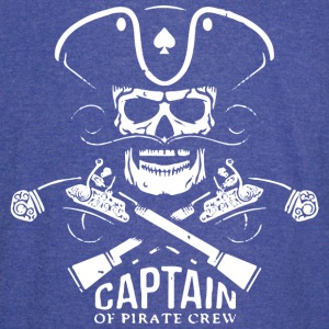 Captain of pirate crew - Vintage Sport T-Shirt