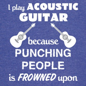 Acoustic Guitar Love Gift- cool shirt,geek hoodie, - Vintage Sport T-Shirt