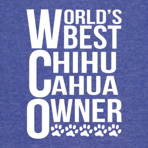 World's Best Chihuahua Owner - Vintage Sport T-Shirt