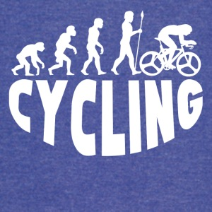 Cycling Evolution - Vintage Sport T-Shirt