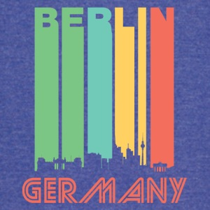 Retro Berlin Skyline - Vintage Sport T-Shirt