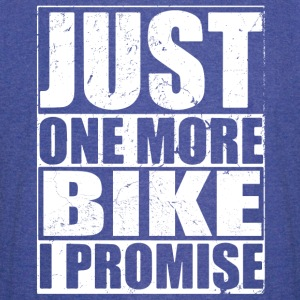 Just One More Promie Bike - Vintage Sport T-Shirt