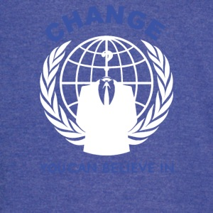 ANONYMOUS HACKER REVOLUTION Funny - Vintage Sport T-Shirt