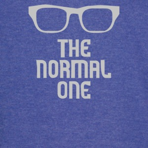 The Normal One - Vintage Sport T-Shirt
