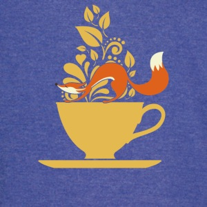 fox tea - Vintage Sport T-Shirt