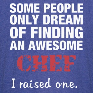 dreams of becoming a great chef - Vintage Sport T-Shirt