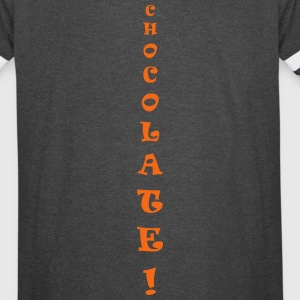 chocolate only - Vintage Sport T-Shirt
