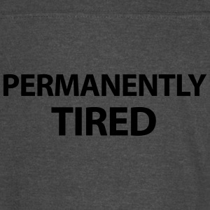 Permanently Tired - Vintage Sport T-Shirt