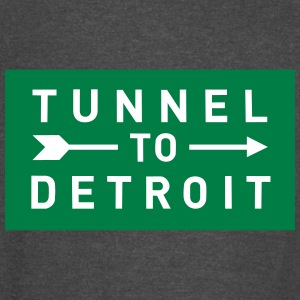 Tunnel to Detroit - Vintage Sport T-Shirt