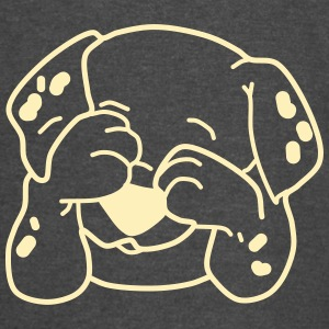 Cute dog - Vintage Sport T-Shirt