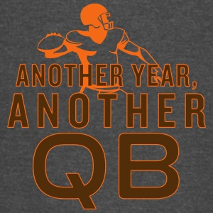 Another Year, Another QB - Vintage Sport T-Shirt