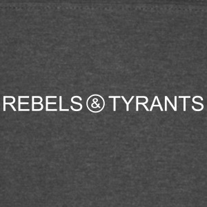 Rebels Tyrants Muscle tee White text - Vintage Sport T-Shirt