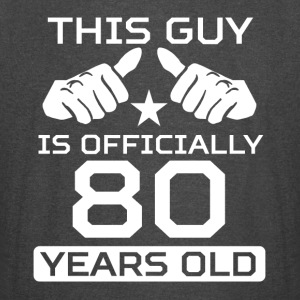 This Guy Is 80 Years Funny 80th Birthday - Vintage Sport T-Shirt