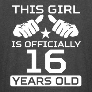 This Girl Is 16 Years Funny 16th Birthday - Vintage Sport T-Shirt