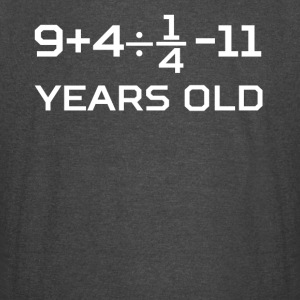 14 Years Old Algebra Equation 14th Birthday - Vintage Sport T-Shirt