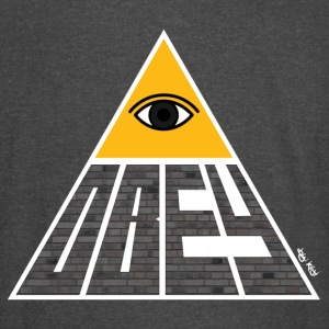 Obey Pyramid - Vintage Sport T-Shirt
