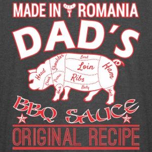 Made In Romania Dads BBQ Sauce Original Recipe - Vintage Sport T-Shirt
