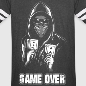 ACAB - Game Over - Vintage Sport T-Shirt