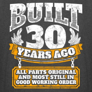 30th birthday gift idea: Built 30 years ago Shirt - Vintage Sport T-Shirt