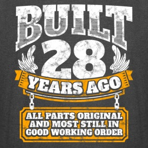 28th birthday gift idea: Built 28 years ago Shirt - Vintage Sport T-Shirt