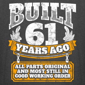 61th birthday gift idea: Built 61 years ago Shirt - Vintage Sport T-Shirt