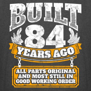 84th birthday gift idea: Built 84 years ago Shirt - Vintage Sport T-Shirt