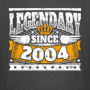 Legend Birthday: Legendary since 2004 birth year - Vintage Sport T-Shirt