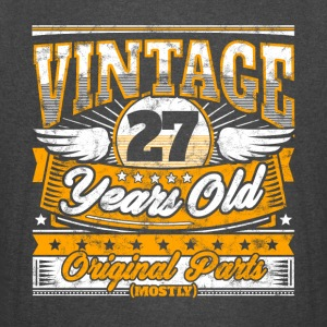 Funny 27th Birthday Shirt: Vintage 27 Years Old - Vintage Sport T-Shirt