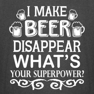 I Make Beer Disappear T Shirt - Vintage Sport T-Shirt
