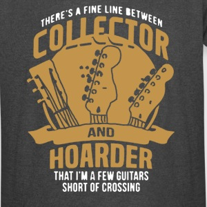 Guitar Collector Or Hoarder Shirt - Vintage Sport T-Shirt