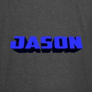 Jason In 3D - Vintage Sport T-Shirt