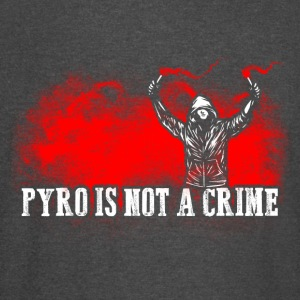 ACAB Pyro is not a crime - Vintage Sport T-Shirt
