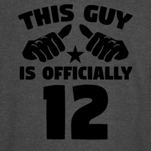 This Guy Is Officially 12 Years Old 12th Birthday - Vintage Sport T-Shirt