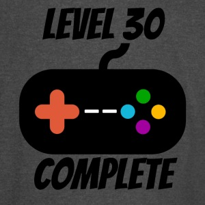 Level 30 Complete 30th Birthday - Vintage Sport T-Shirt
