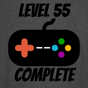 Level 55 Complete 55th Birthday - Vintage Sport T-Shirt