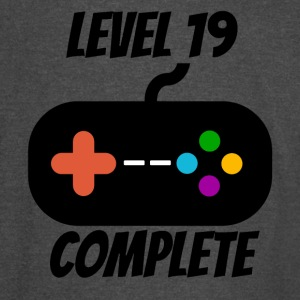 Level 19 Complete 19th Birthday - Vintage Sport T-Shirt
