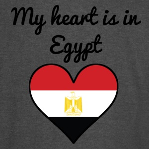 My Heart Is In Egypt - Vintage Sport T-Shirt