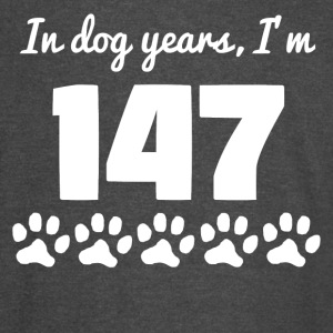 Dog Years 21st Birthday - Vintage Sport T-Shirt