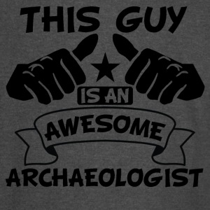 This Guy Is An Awesome Archaeologist - Vintage Sport T-Shirt