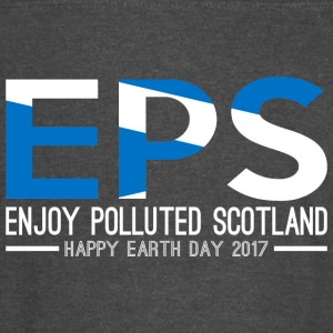 EPS Enjoy Polluted Scotland Happy Earth Day 2017 - Vintage Sport T-Shirt