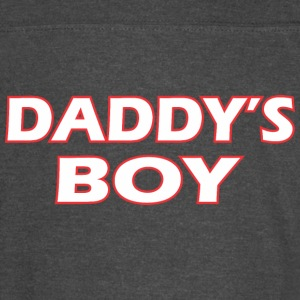 Awesome Daddys Boy - Vintage Sport T-Shirt