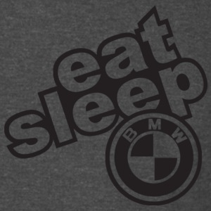Eat sleep bmw - Vintage Sport T-Shirt