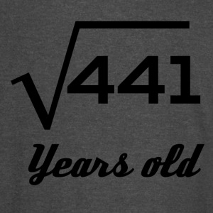 Square Root Of 441 21 Years Old - Vintage Sport T-Shirt