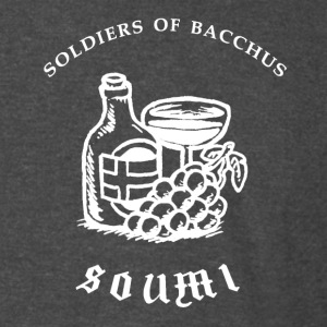 Soldiers of Bacchus - Vintage Sport T-Shirt